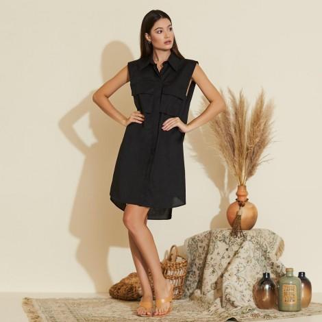 Vestido chemise Ref: 30160149