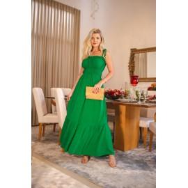 Vestido longo verde Ref 44169233