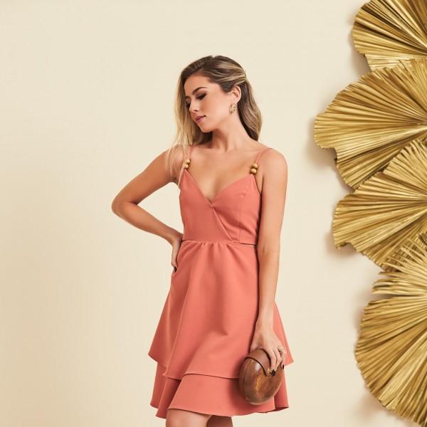 vestido alfaiataria blush ref 44149876