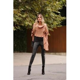 calça de couro Montaria ref44109559