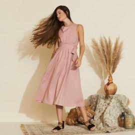 Vestido tricoline Ref-30220156