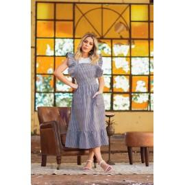 Vestido  jard. Ref 30510139