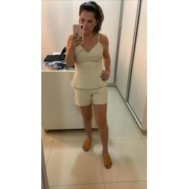 Blusa couro ( OFF ) ref 4489930