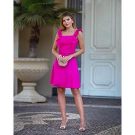 Vestido viscolinho - pink ref 44126729